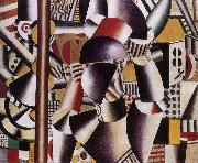 Fernard Leger The Acrobat in Circus china oil painting artist