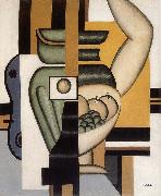 Fernard Leger Impression oil painting reproduction