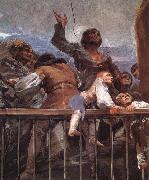 Francisco Goya No title oil painting reproduction