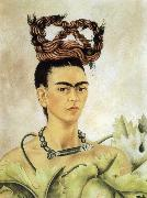 Frida Kahlo Portrait oil painting reproduction