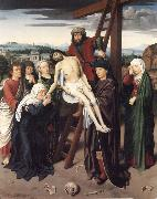Gerard David The Deposition oil painting reproduction