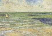 Gustave Caillebotte Seascape oil painting reproduction