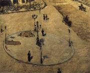 Gustave Caillebotte Impression oil painting reproduction