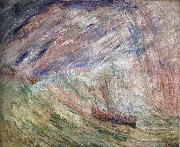 James Ensor Christ Calming the Storm oil painting reproduction