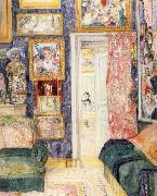 James Ensor The Artist-s Studio china oil painting artist