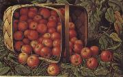 Levi Wells Prentice Country Apples oil painting reproduction