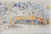 Paul Signac Impression oil painting reproduction