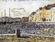 Paul Signac Port oil painting reproduction