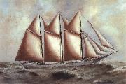 unknow artist Marine painting oil painting reproduction
