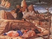 Andrea Mantegna Agony in the Garden oil painting reproduction