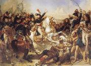 Baron Antoine-Jean Gros Battle of the Pyramids oil painting reproduction