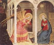 Fra Angelico Annunciation oil painting reproduction