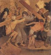Frater Francke Christ Carrying the Cross oil painting reproduction