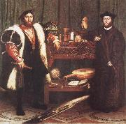 Hans holbein the younger The Ambassadors china oil painting artist