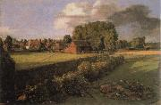 John Constable Golding Constable-s Kitchen Garden oil painting reproduction