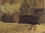 Levitan, Isaak Grun May First oil painting reproduction