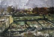 Lovis Corinth View from the Studio china oil painting artist
