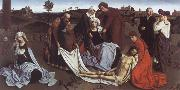 Petrus Christus The Lamentation oil painting
