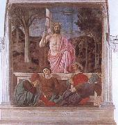 Piero della Francesca Resurrection oil painting reproduction