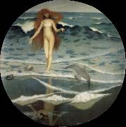 William Stott of Oldham The Birth of Venus china oil painting artist
