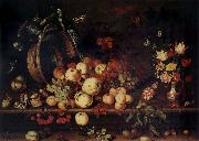 AST, Balthasar van der Still life with Fruit oil painting reproduction