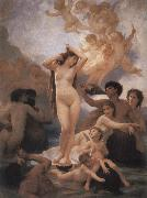 Adolphe William Bouguereau The Birth of Venus china oil painting artist