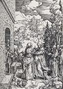 Albrecht Durer The Visitation oil painting reproduction