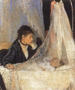 Berthe Morisot The Cradle china oil painting artist