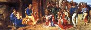 Giorgione The Adoration of the Kings oil painting