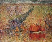 John Russell Fishing boats,Goulphar oil