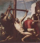 Jose de Ribera Martyrdom of St Philip oil