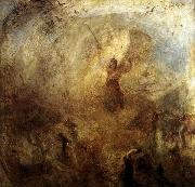 Joseph Mallord William Turner The Angel Standing in the Sun china oil painting artist