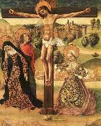MASTER of Budapest Crucifixion oil painting reproduction