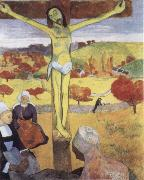 Paul Gauguin The Yellow Christ oil painting reproduction