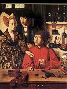 Petrus Christus St.Elligus oil painting