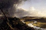 Thomas Cole View from Mount Holyoke, Northamptom, Massachusetts, after a Thunderstorm china oil painting artist