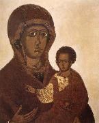 unknow artist Our Lady Hodegetria painting