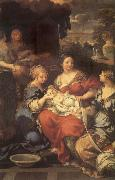unknow artist The birth of the Virgin one oil painting reproduction