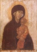 unknow artist Our Lady of Pimen painting