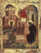 unknow artist The Annunciation oil painting reproduction