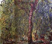 Claude Monet Weeping Willow oil painting reproduction