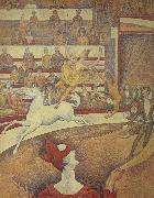 Georges Seurat The circus oil painting reproduction