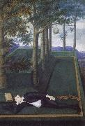 Nicholas Hilliard Henry Percy 9th Earl of Northumberland painting