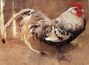 unknow artist Cock 056 china oil painting reproduction