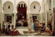 unknow artist Arab or Arabic people and life. Orientalism oil paintings 143 china oil painting reproduction