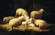 unknow artist Sheep 062 china oil painting reproduction