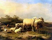 unknow artist Sheep 148 china oil painting reproduction