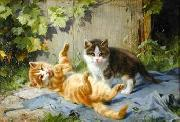 unknow artist Cats 137 china oil painting reproduction
