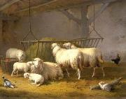 unknow artist Sheep 132 china oil painting reproduction