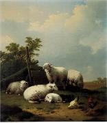 unknow artist Sheep 125 china oil painting reproduction